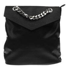 Missguided Black Chain Bags