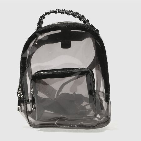 missguided perspex backpack 1