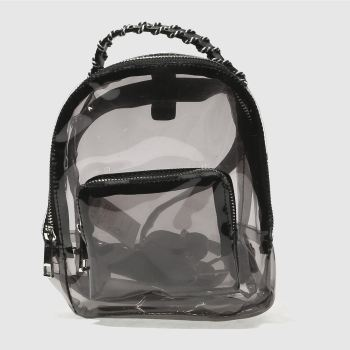 Missguided Clear Perspex Backpack Bags