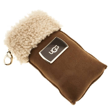 Accessories Ugg Australia Tan Jane Tech Accessories