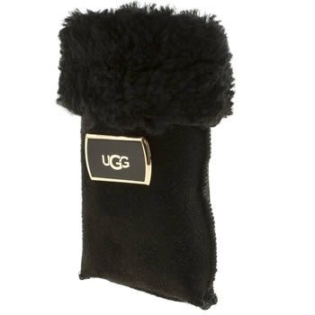 Accessories Ugg Australia Black Jane Tech Accessories