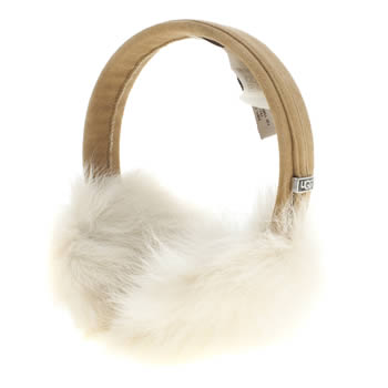 Accessories Ugg Australia Tan Classic Toscana Headphones Apparel