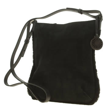 Accessories Ugg Australia Black Ayden Crossbody Bags