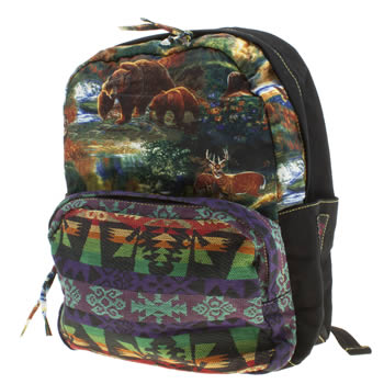 Tigerbear Republik Multi Dr Jones Forest Bags