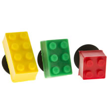 Multi Jibbitz Lego Bricks
