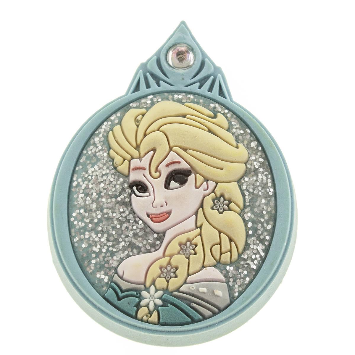 jibbitz Jibbitz Turquoise Frozen Elsa Shoe Accessories