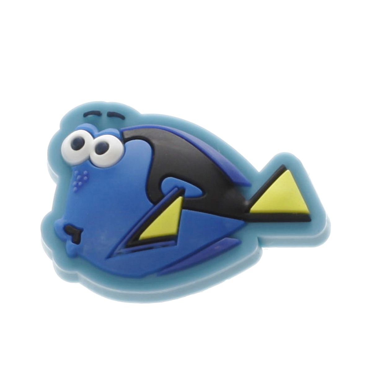 jibbitz Jibbitz Blue Dory Single Shoe Accessories