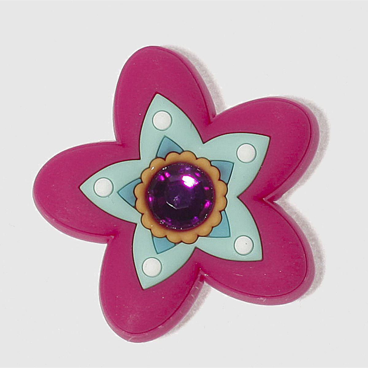 jibbitz Jibbitz Pink Rhinestone Flower