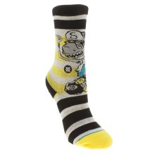 Stance Black & Grey Kids Sharka Socks