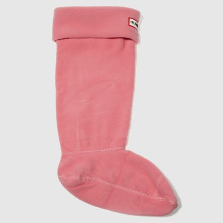 Hunter fleece welly sock 1