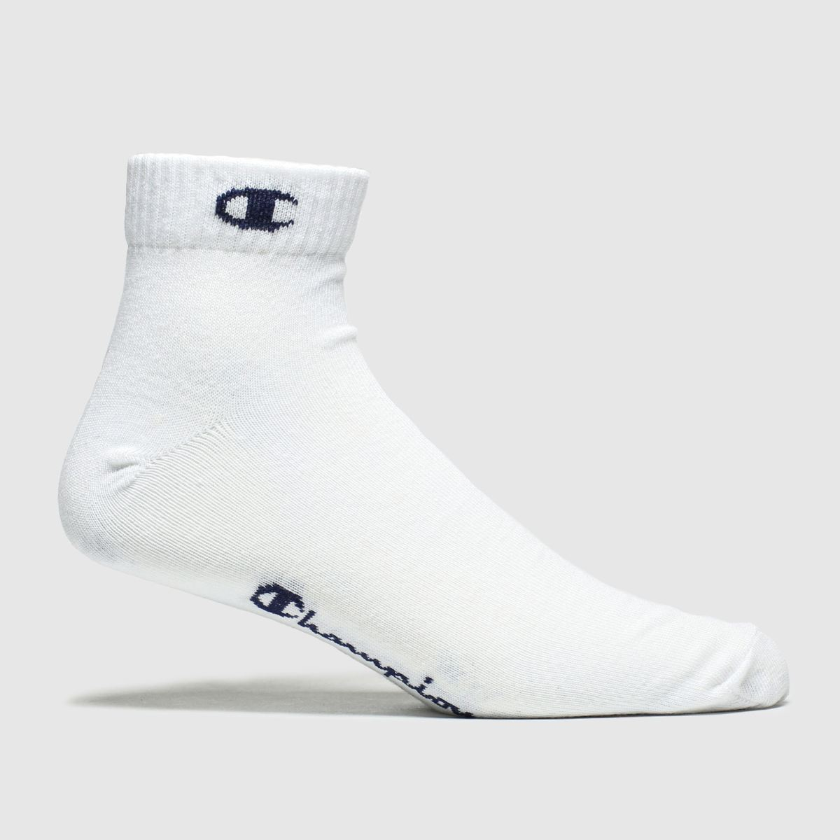 Champion Accessories Champion White Ankle 3pk