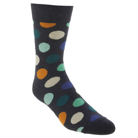 happy socks big dot 1