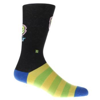 Stance Black The Fresh Prince Socks