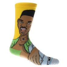 Stance Yellow & Green Will Smith Socks