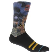 Stance Black Iron Maiden Socks
