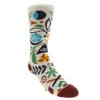 Stance Multi Poler Rainbow Socks