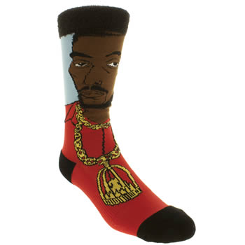 Stance Red Big Daddy Kane Socks
