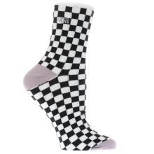 Vans Black & White Shinner Socks