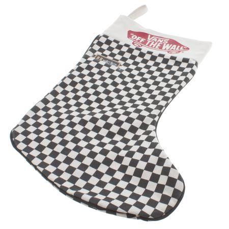 vans checkered stocking 1