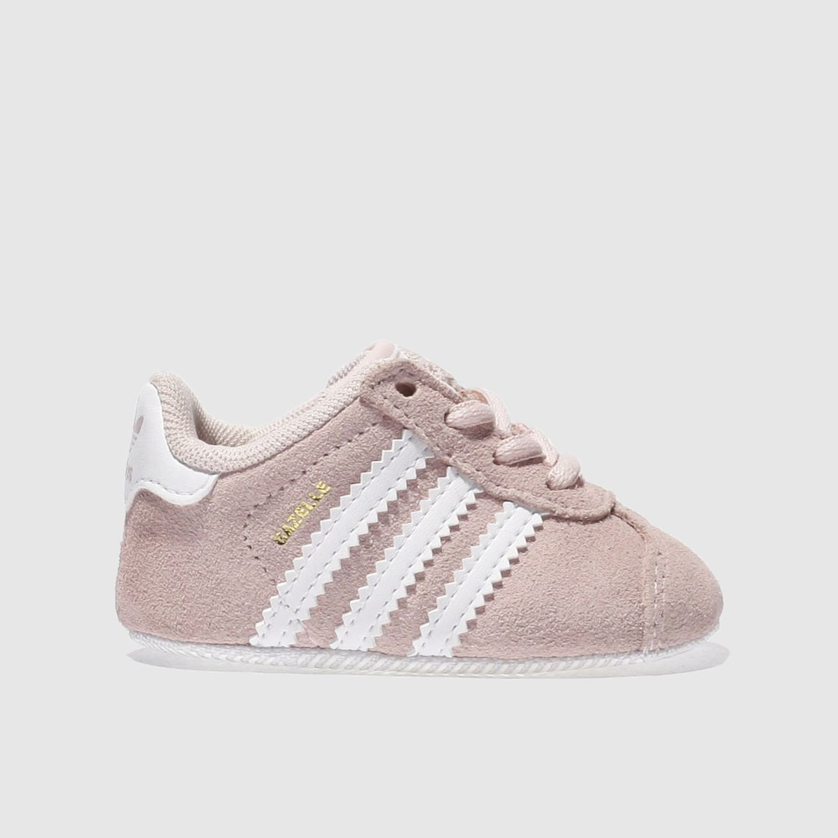 adidas pink gazelle crib Girls Baby Trainers