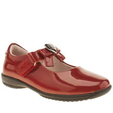 Lelli Kelly Red Rachel Girls Toddler