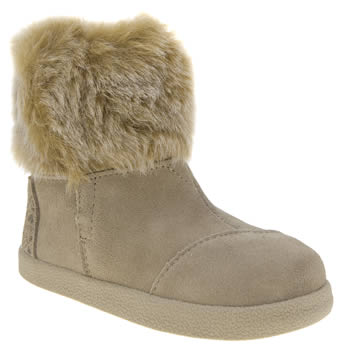 Toms Stone Nepal Girls Toddler
