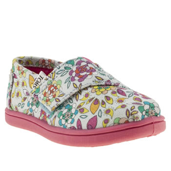 Toms Multi Seasonal Classics Girls Toddler