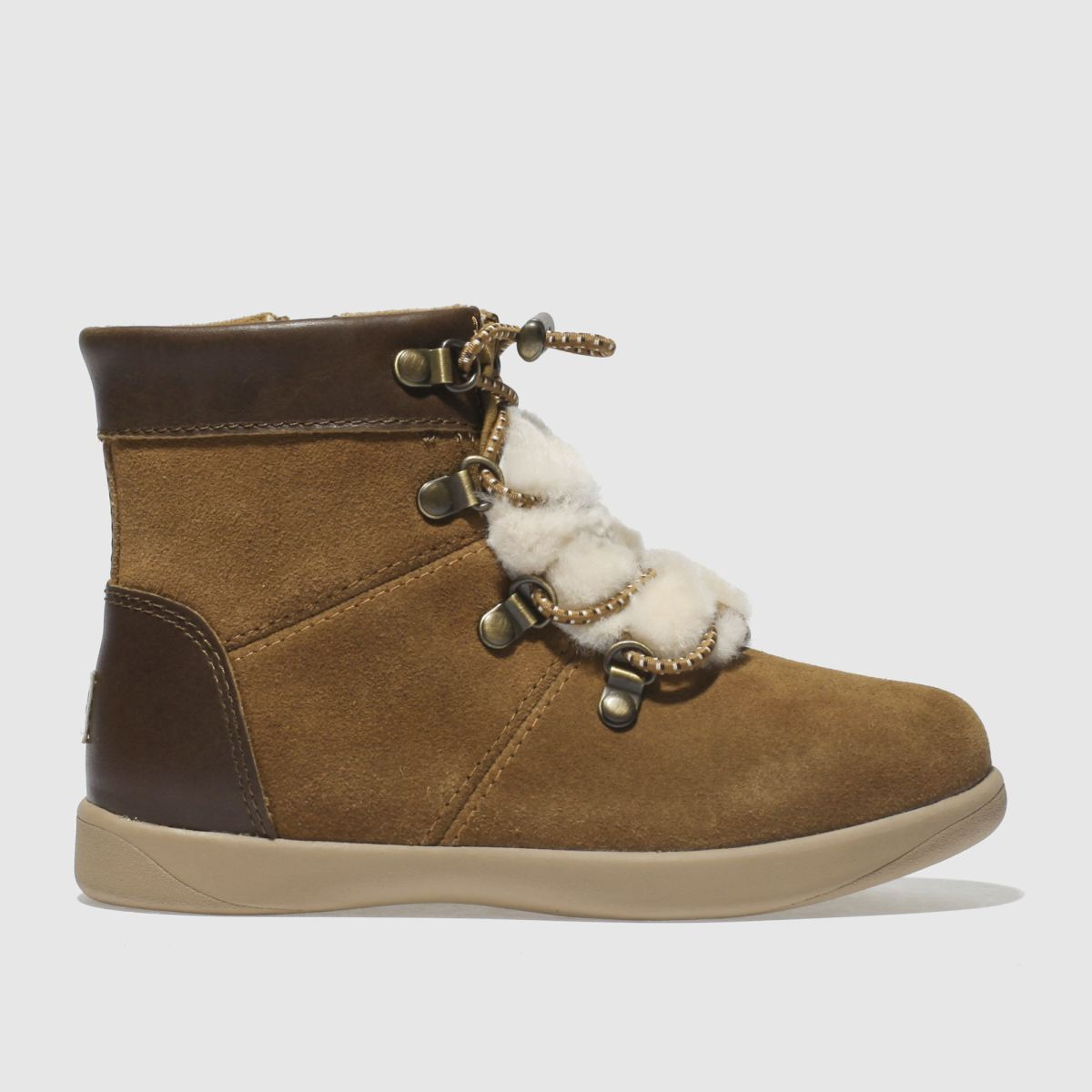 Ugg Tan Ager Boots Toddler