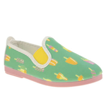 Flossy Multi Noja Girls Toddler