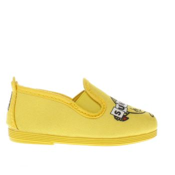 Flossy Yellow Little Miss Sunshine Girls Toddler
