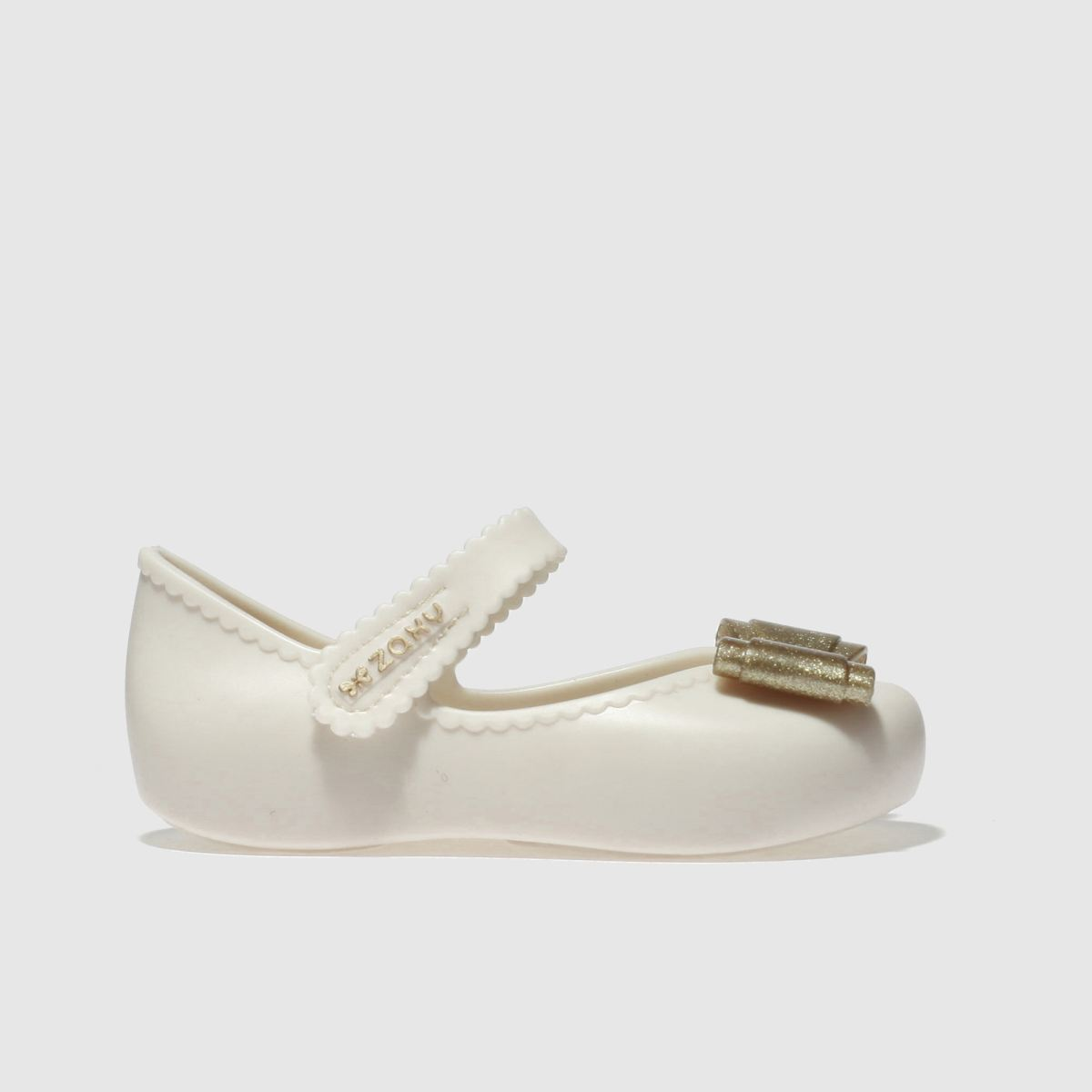 Zaxy Zaxy Natural Enchanted Bow Girls Toddler Shoes