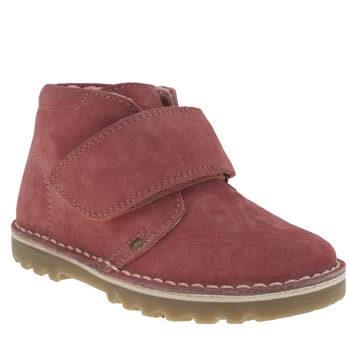 Hush Puppies Pink Reve Girls Toddler
