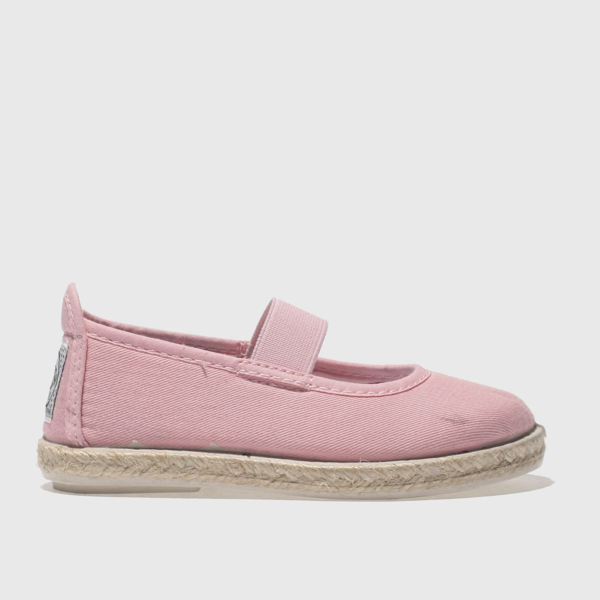 Flossy Flossy Pink Astro Girls Toddler Shoes