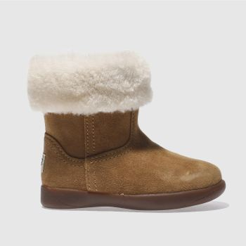 Ugg Australia Tan Jorie Girls Toddler