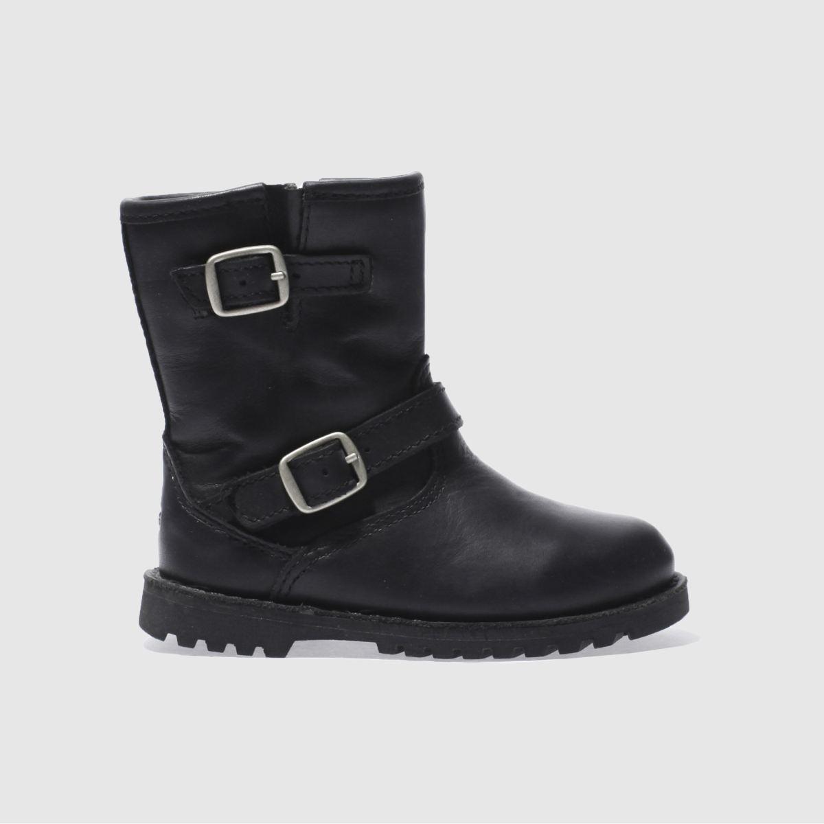 UGG Australia Ugg Black Harwell Boots Toddler
