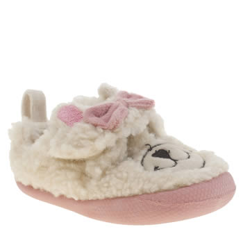 Clarks Natural Shil Girls Toddler