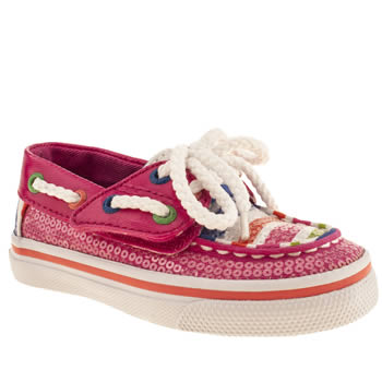 Sperry Multi Bahama Girls Toddler