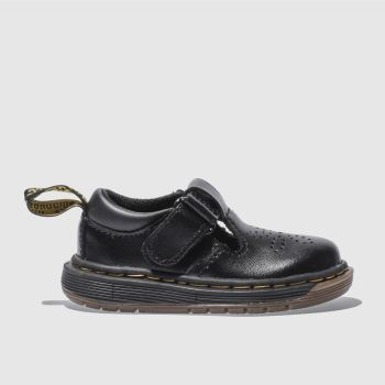Dr Martens Black Dulice Girls Toddler
