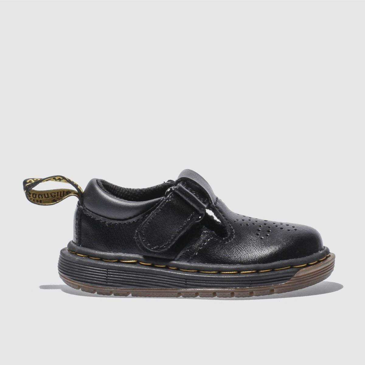Dr Martens Black Dulice Toddler Shoes