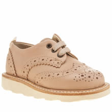 Young Soles Pale Pink Brando Girls Toddler