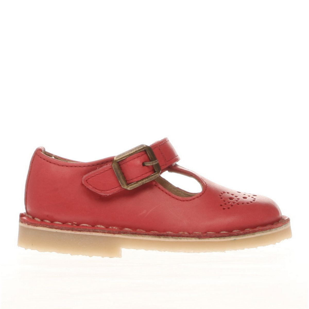 young soles Young Soles Red Penny Girls Toddler