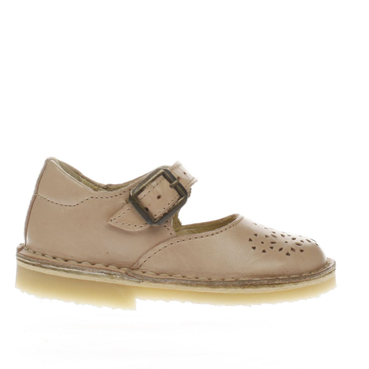 young soles Young Soles Pale Pink Delilah Girls Toddler