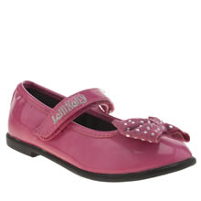 Lelli Kelly Pink Camilla Girls Toddler