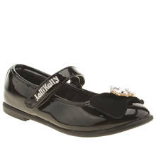 Lelli Kelly Black Linda Girls Toddler