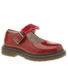 Lelli Kelly Red Frankie Girls Toddler