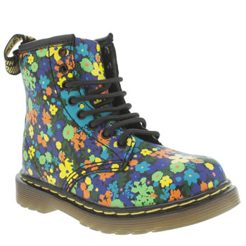 Dr Martens Multi Brooklee Boot Girls Toddler