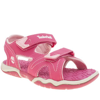 Girls Timberland Pink Adventure Seeker Girls Junior