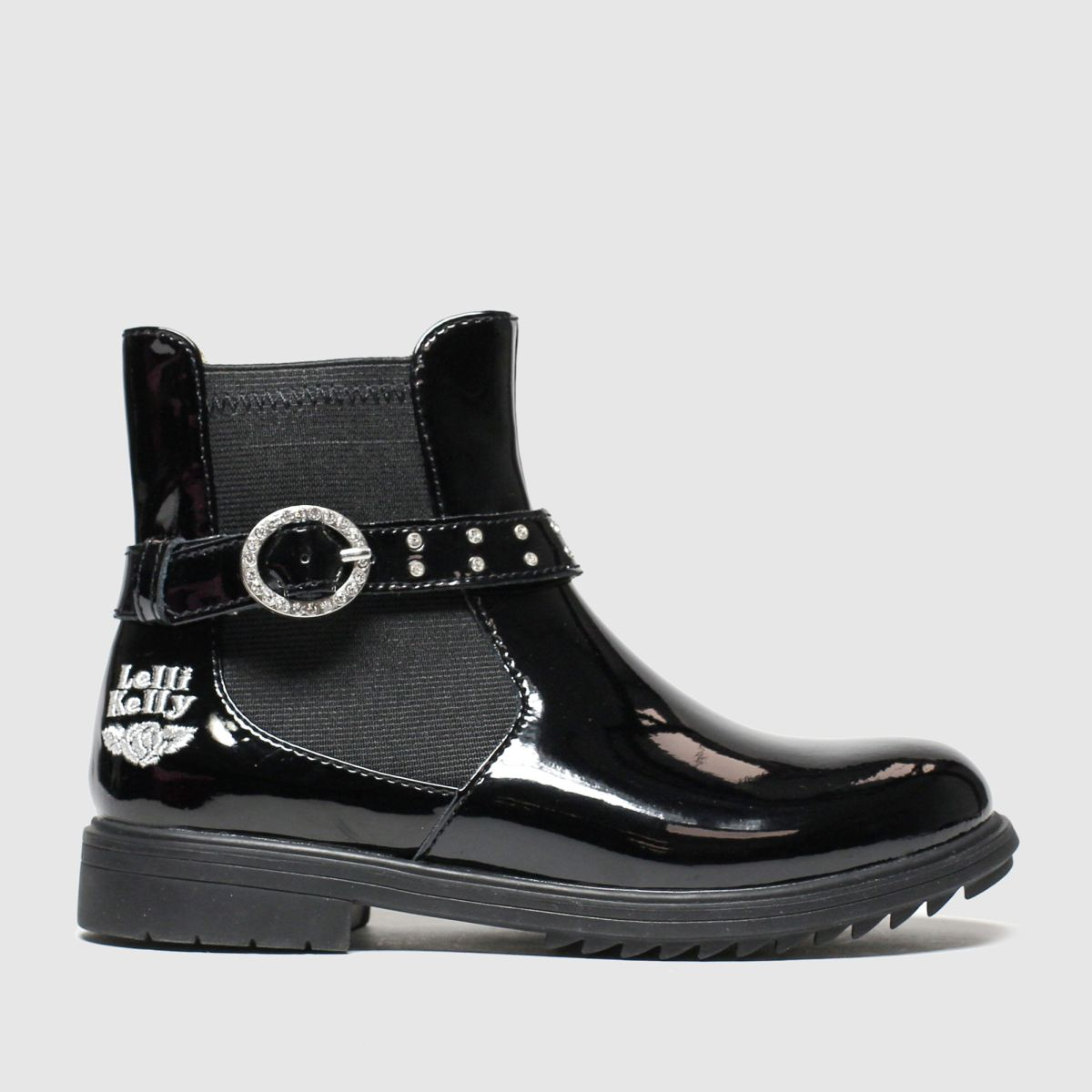 Lelli Kelly Lelli Kelly Black Anna Boots Junior