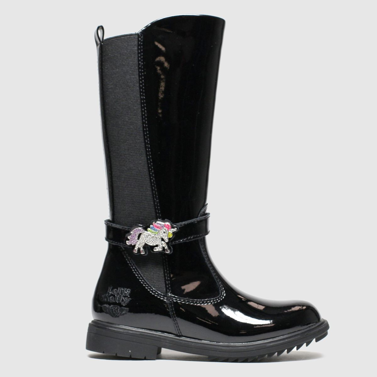Lelli Kelly Lelli Kelly Black Marylin Boots Junior