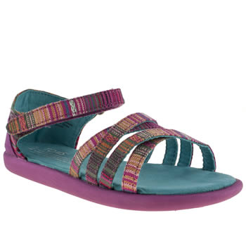 Toms Multi Sandals Girls Junior